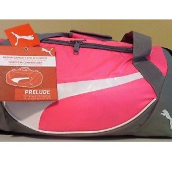 e1931b7c905 Puma Bags   Athletic Duffle Bag   Poshmark